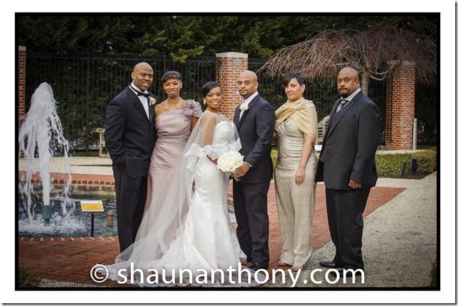Tiana & Kavon Wedding-722