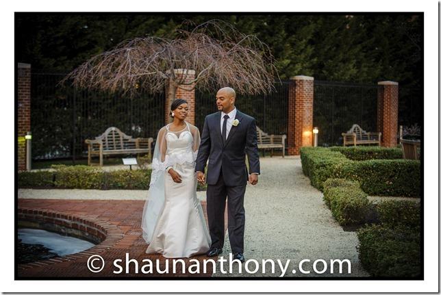Tiana & Kavon Wedding-882