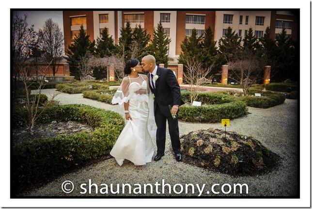 Tiana & Kavon Wedding-898