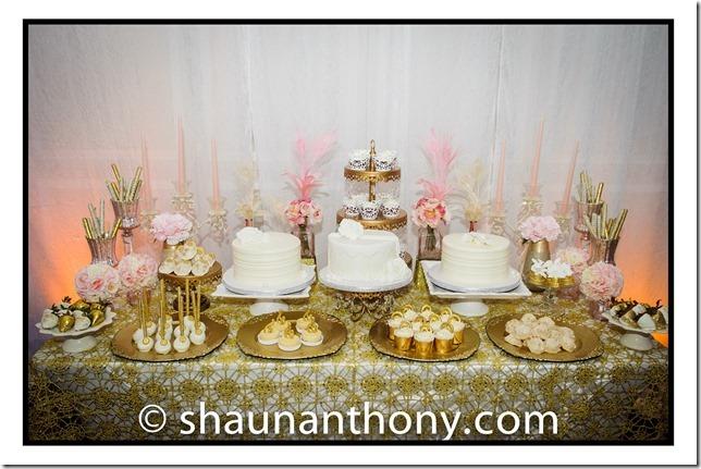 Tiana & Kavon Wedding-953